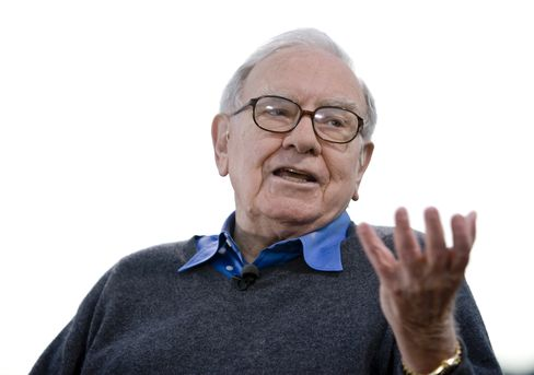 Berkshire Hathaway Inc's Warren Buffett