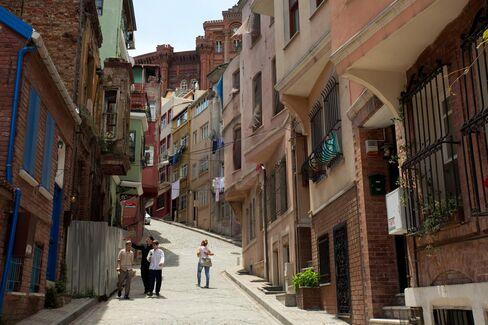 Istanbul housing