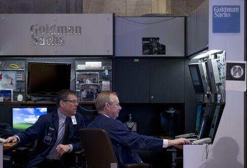 Goldman Sachs, Morgan Stanley Raise S&P 500 Forecasts for 2013