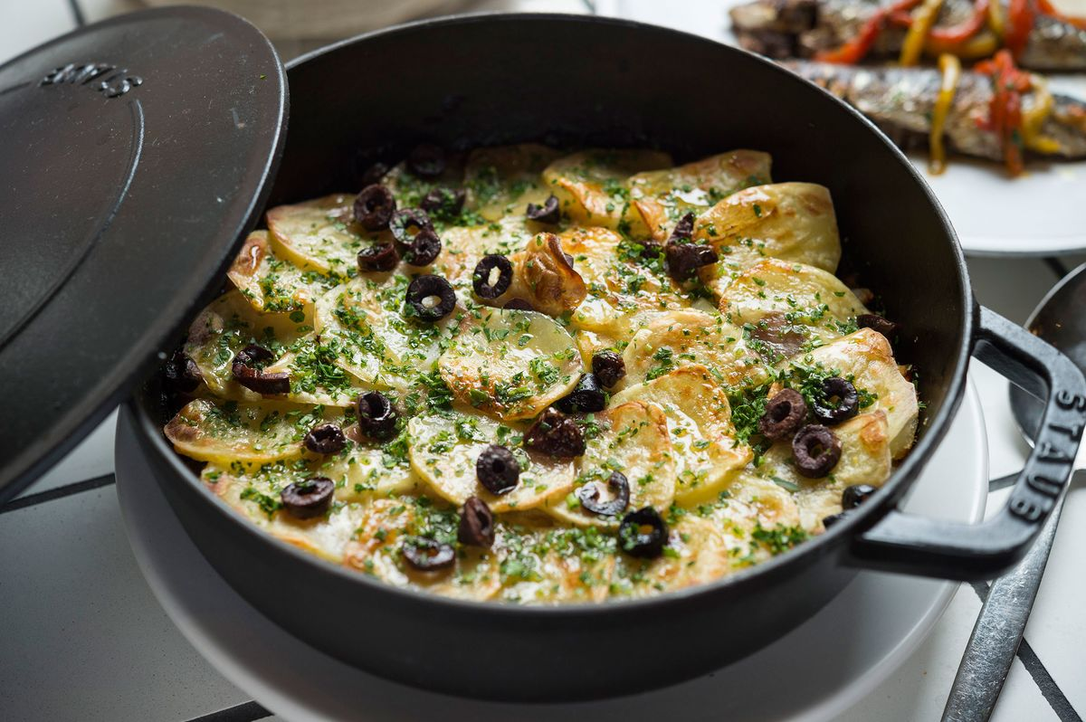 cod and portuguese salt cod and potato sá salt cod casserole salt cod ...