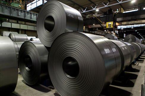 Outokumpu Bid for ThyssenKrupp Unit Said Set to Win EU Approval