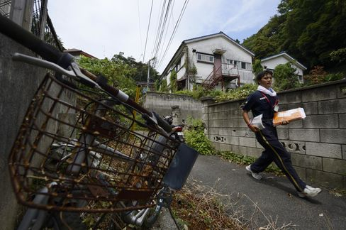 Japan Post Mailman