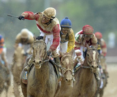 Orb's Preakness Rival Is Enemy From Within: David Papadopoulos