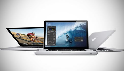 Apple Said to Prepare Thinner Mac Laptops Sporting Intel Chips