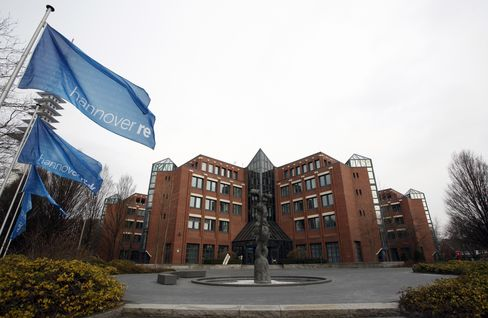 Hannover Re Targets Record Profit as Quarterly Net Rises 63%