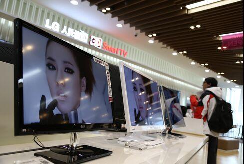 LG Display Profit Misses Estimates on Sluggish TV, PC Demand