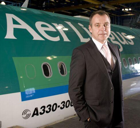 Aer Lingus CEO Christoph Mueller