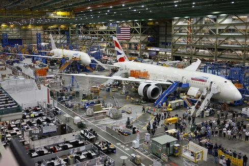Boeing Seen Reaping $6 Billion a Year on 787 Output Rising Again
