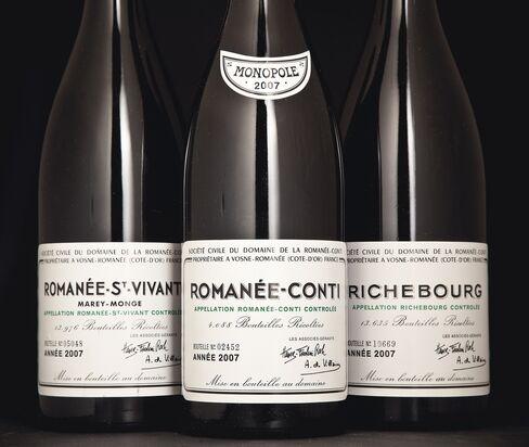 Romanee-Conti Grand Cru 2007