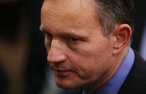 Barclays Chief Executive Officer Antony Jenkins