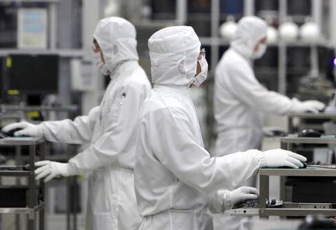 Renesas, Fujitsu, Panasonic Rise on Chip Report