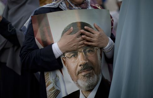 Egypt Islamist Calls for Peaceful U.S. Embassy Siege Amid Unrest