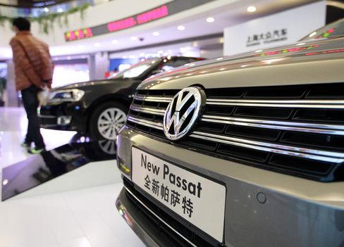 Volkswagen Targets 60% Increase in Production in China by 2018