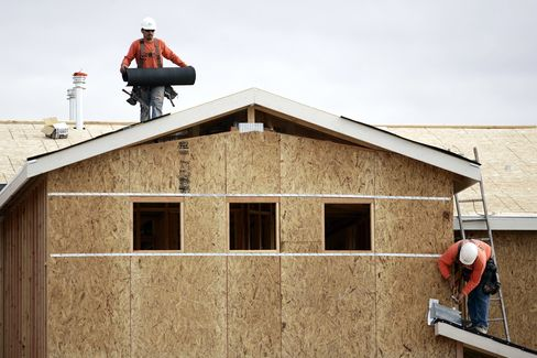 Home Building and Sales Probably Languished