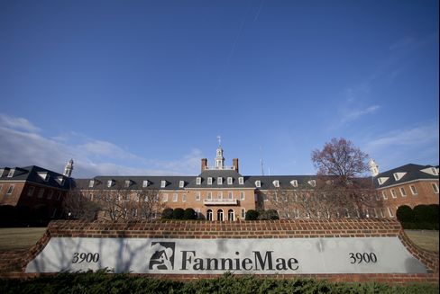 Fannie Shares Seen as Worthless Surge in Disconnect