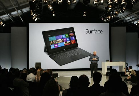Microsoft's Surface Tablet Said to Be Wi-Fi Only in First Models
