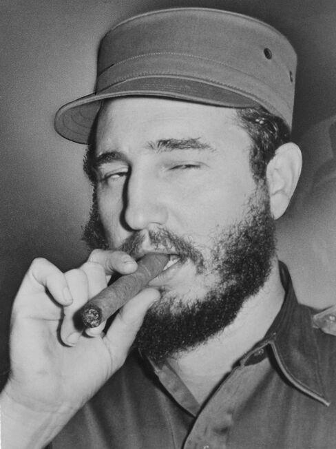 Cuba's Fidel Castro. Source: NBC via Getty Images