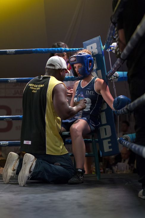 Women's White Collar Boxing and Why You Should Try It