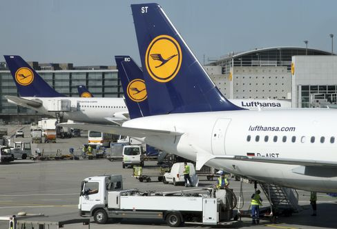 Lufthansa May Try to Deepen Turkish Tie-Up as Rivals Look East