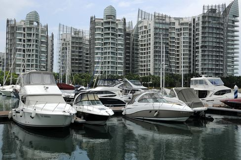 Singapore to Raise Property Tax Rates for Luxury Homeowners