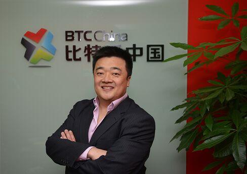 BTC China CEO Bobby Lee