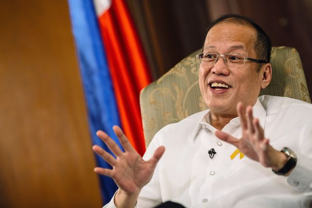 Benigno Aquino's task: making sure his reforms stick after he leaves office. Photographer: Julian Abram Wainwright/Bloomberg