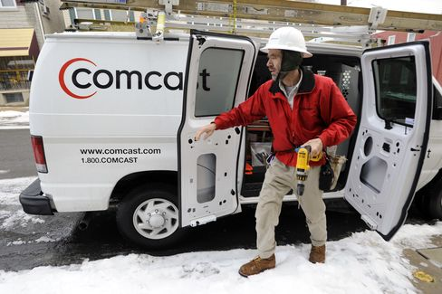 Comcast Technician