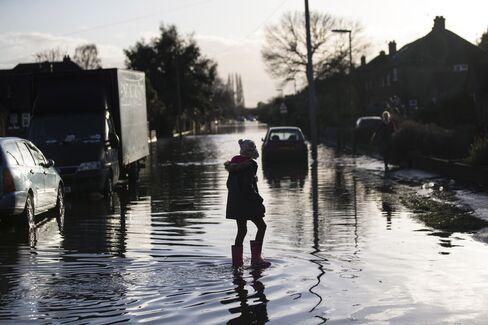 U.K. Flood