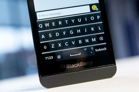 Morgan Stanley Is Said to Hold Off Upgrade to BlackBerry 10