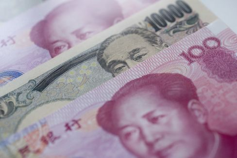 Yuan Halts Five-Day Gain as Central Bank Weakens Reference Rate