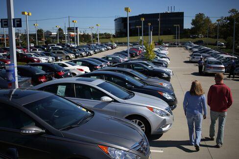 Good Job Is Good Enough as Subprime Buyers Help U.S. Sales
