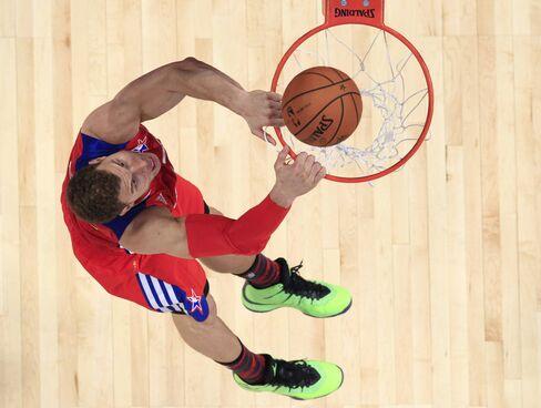 NBA Player Blake Griffin
