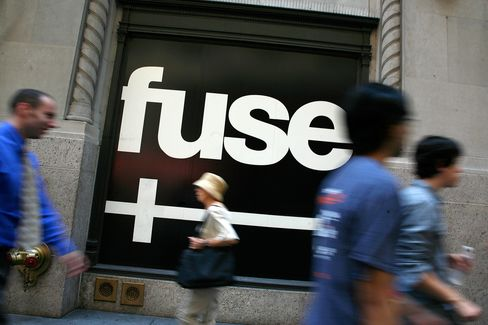 Fuse TV Studio