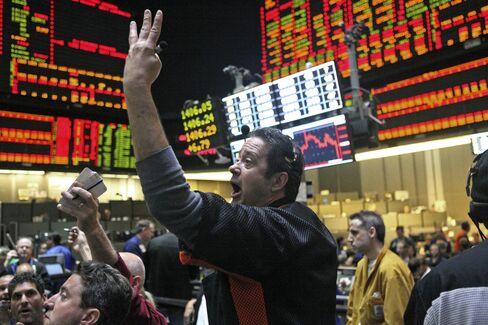 U.S. Stocks Advance Before Federal Reserve Statement