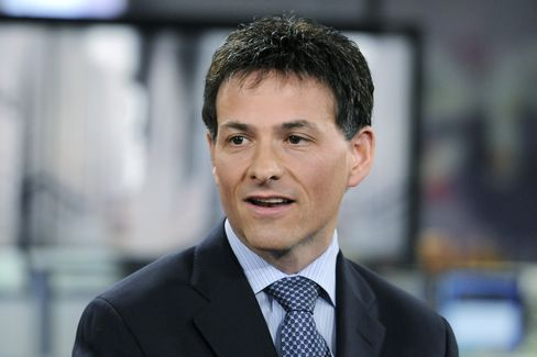 Hedge-fund Manager David Einhorn
