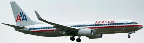 American Airlines Boeing 737 Jet