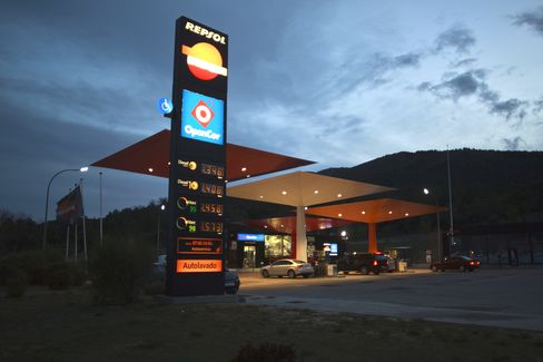 Repsol Cut to Lowest Investment Grade by S&P as YPF Seized
