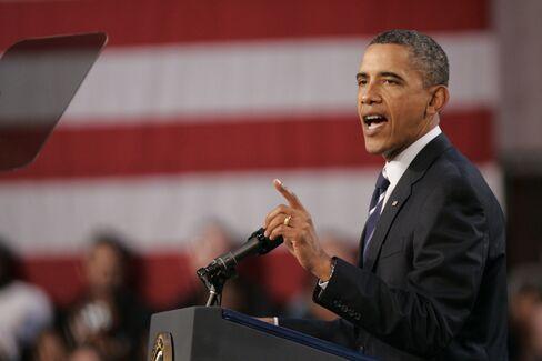 Obama Says Progress on Economy Is 'Painfully Slow'