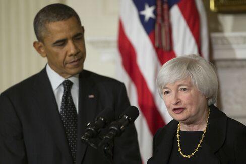 Fed Chairman Nominee Janet Yellen