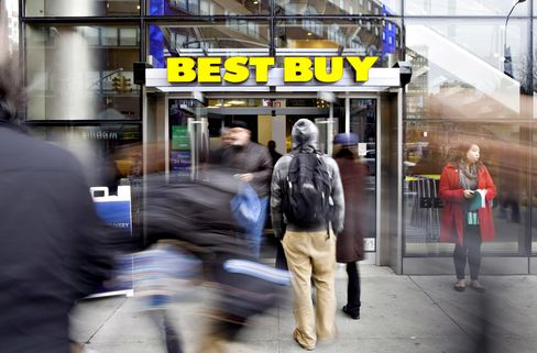 Best Buy Founder Offers $26 a Share to Buy Retailer