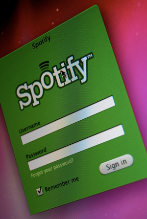 Spotify Said to Develop Online Radio Service Challenging Pandora