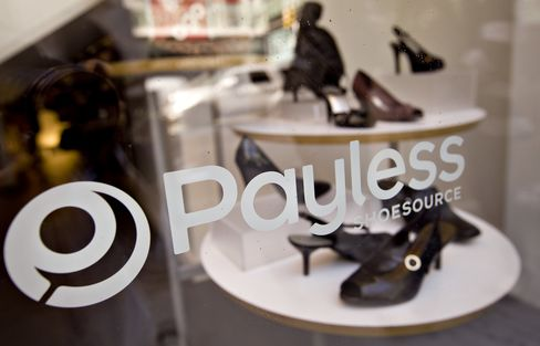Payless Shoes Seen Accepting Lowest Apparel Valuation