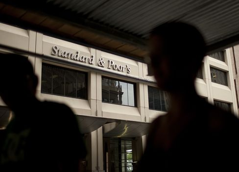 S&P Downgraded in Treasury Trade After Upgrading China