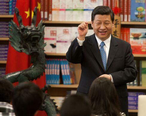 Communist Party General Secretary Xi Jinping
