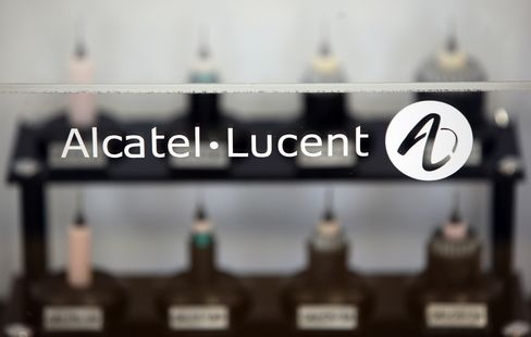 France Said to Weigh Alcatel Investment Among Possible Options