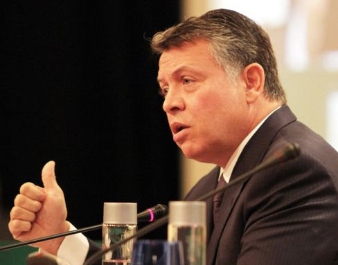 Jordan's King Abdullah Demands Rapid Change From Government