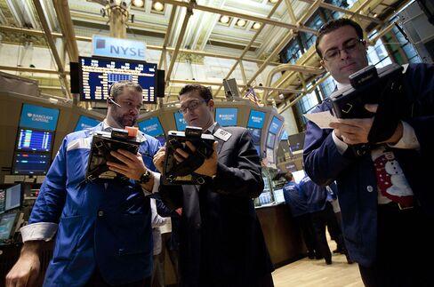 S&P 500 Futures Signal U.S. Stocks Will Extend