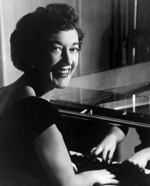 Pianist Marian McPartland