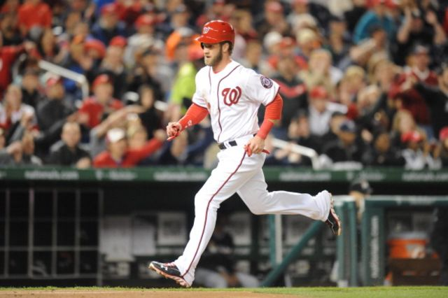 The scary thing about Bryce Harper: He's only 21.