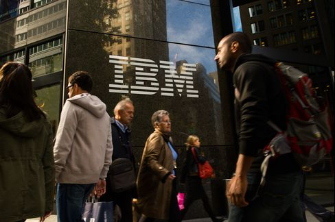 IBM Offices in New York